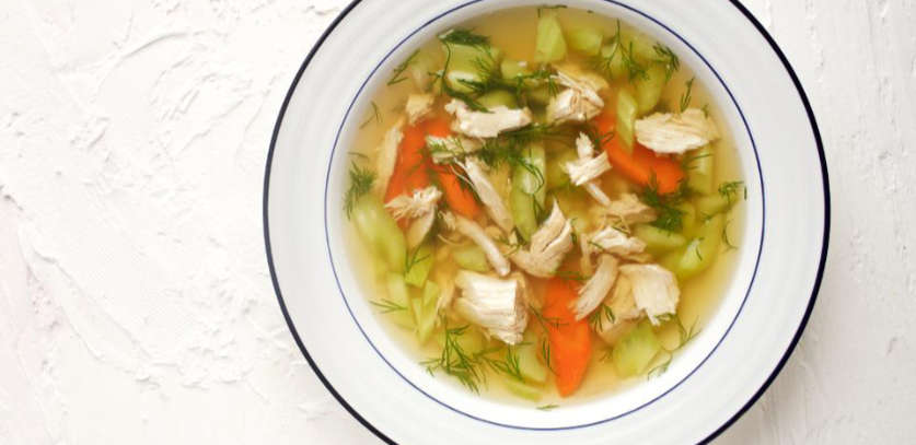 Chicken Soup, A Universal Remedy